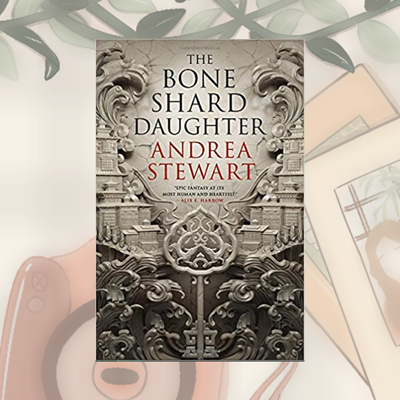 Blog Tour and Review: The Bone Shard Daughter by Andrea Stewart