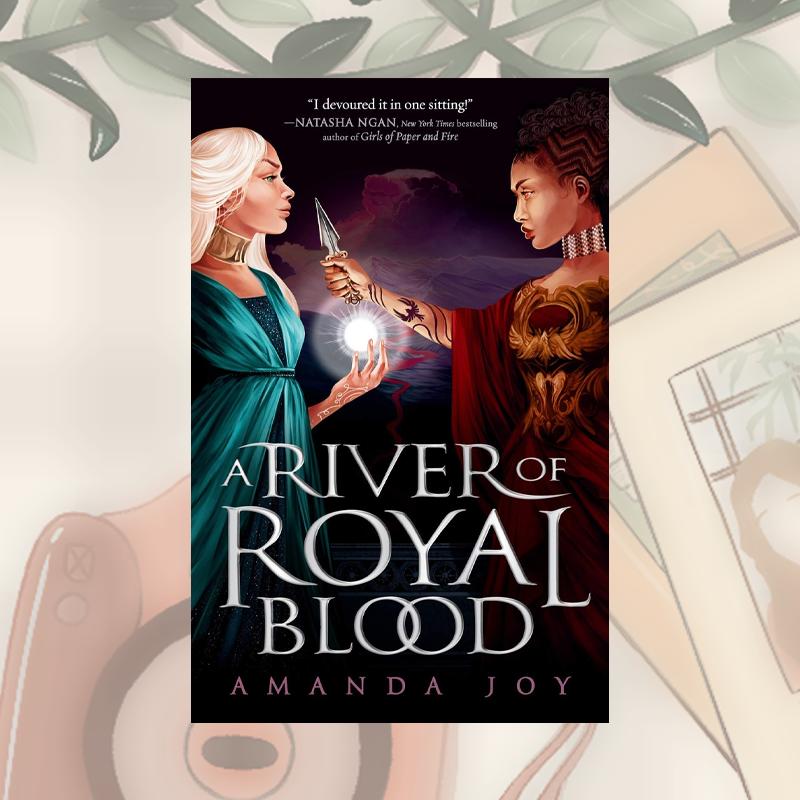 Review: A River of Royal Blood by Amanda Joy