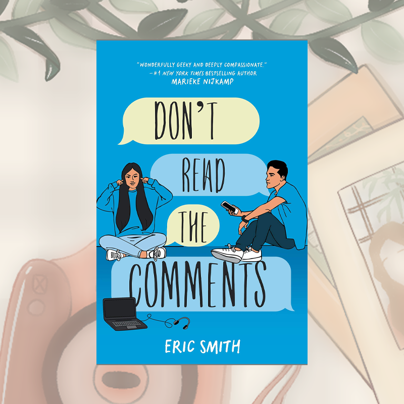 Review: Don't Read the Comments by Eric Smith