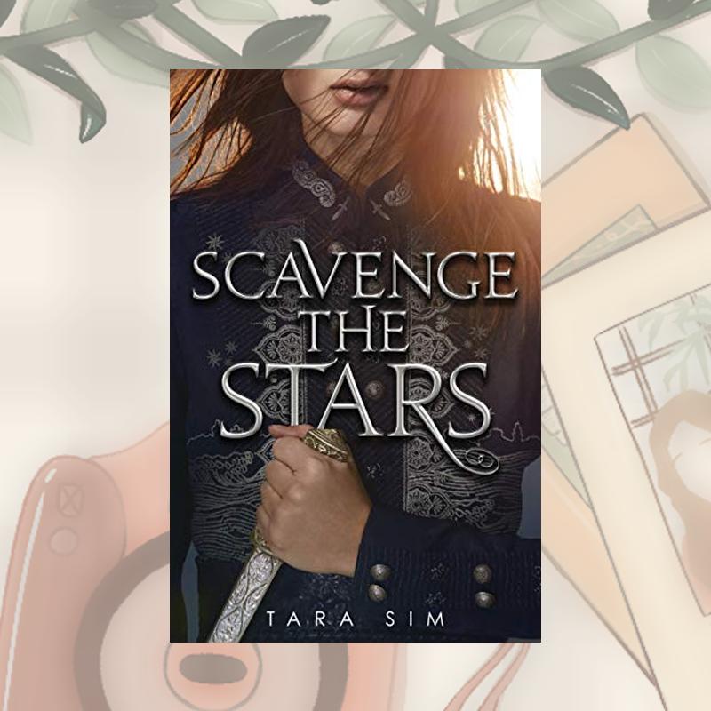 Review: Scavenge the Stars by Tara Sim