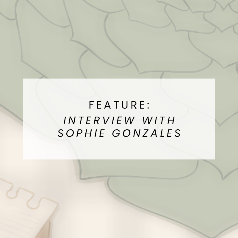 Features: Interview with Sophie Gonzales