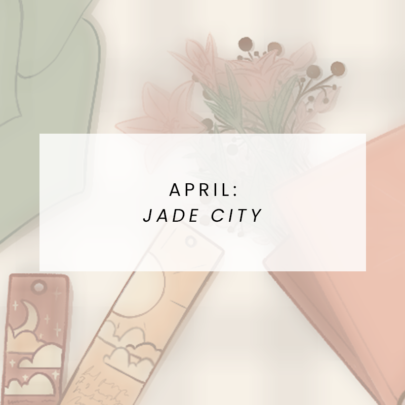 April: Jade City