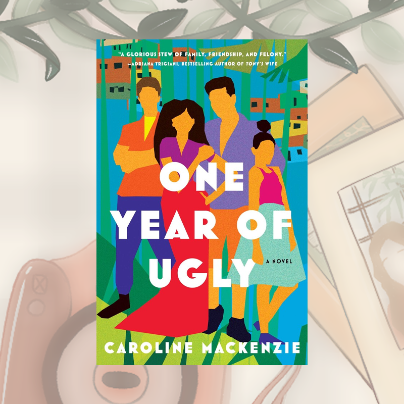 Review: One Year of Ugly by Caroline Mackenzie