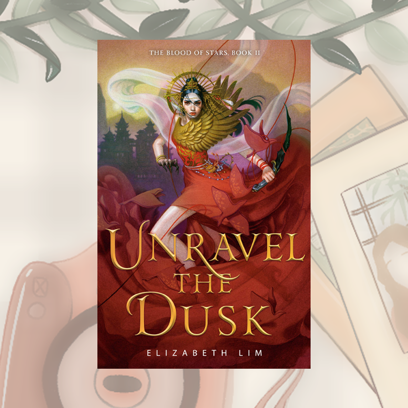 Blog Tour and Review: Unravel the Dusk by Elizabeth Lim
