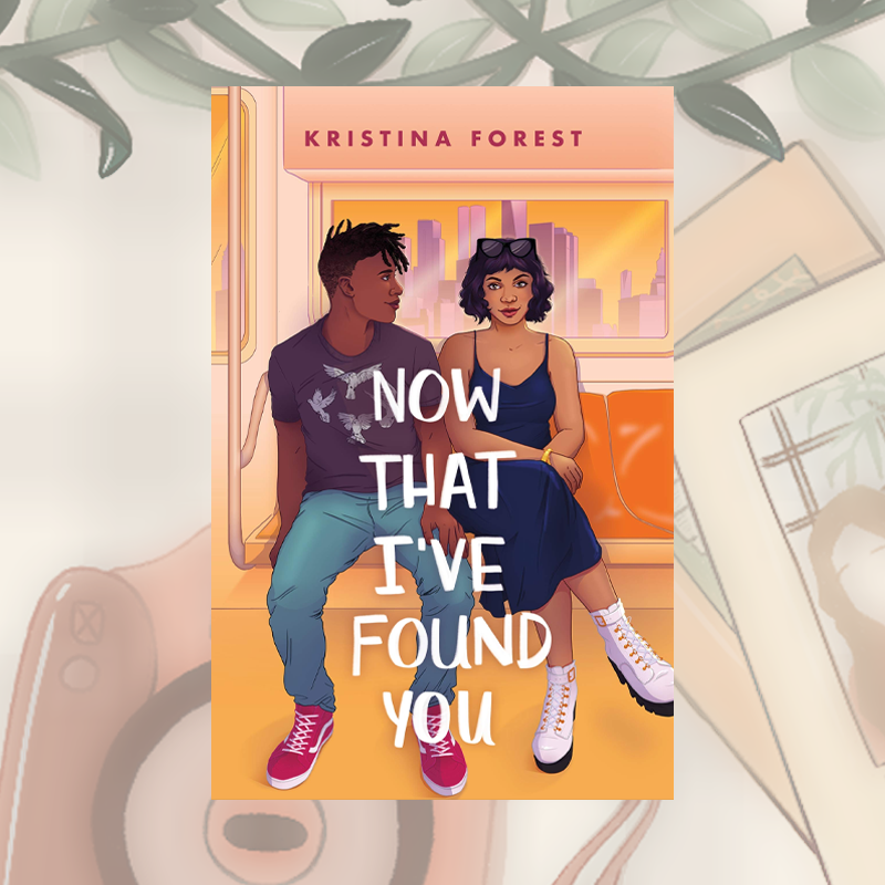 Review: Now That I've Found You by Kristina Forest