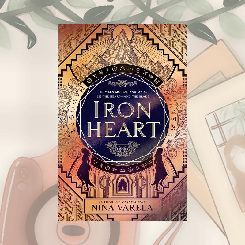 Blog Tour and Review: Iron Heart by Nina Varela