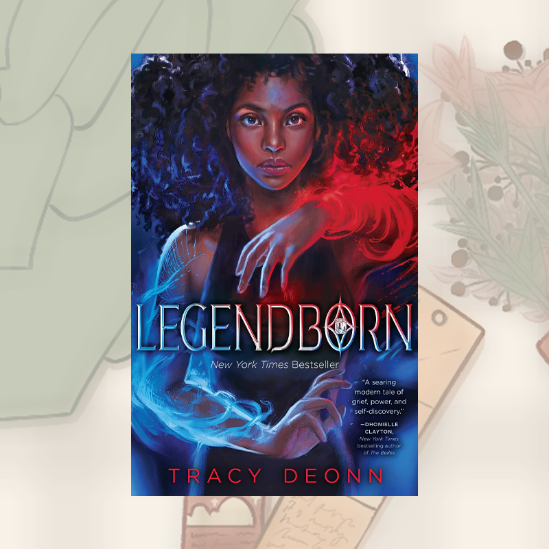 Book Recs: Legendborn by Tracy Deonn