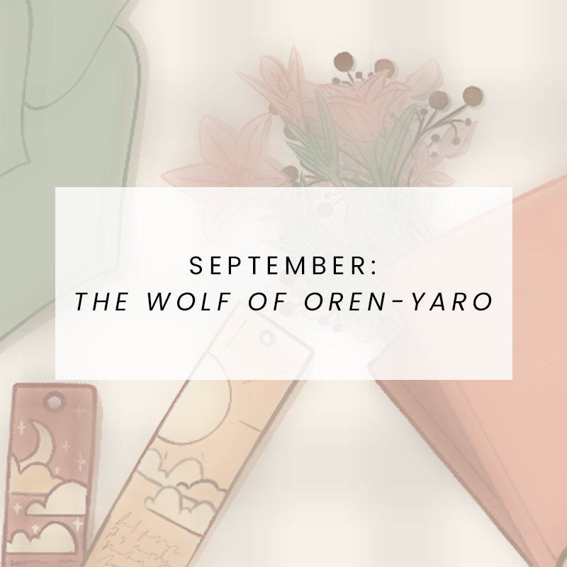 September: The Wolf of Oren-Yaro