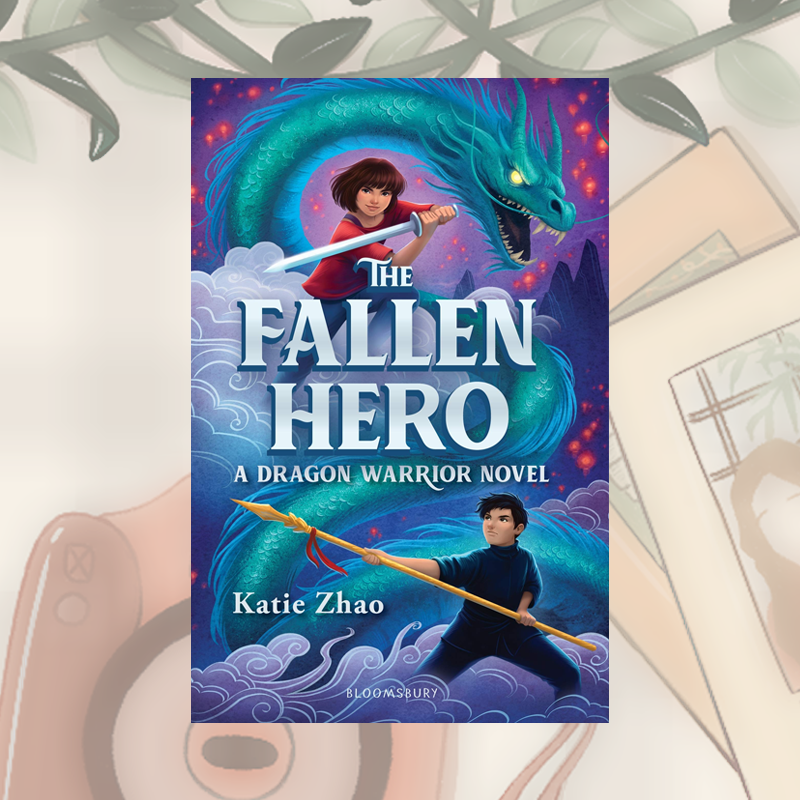 Blog Tour and Review: The Fallen Hero by Katie Zhao