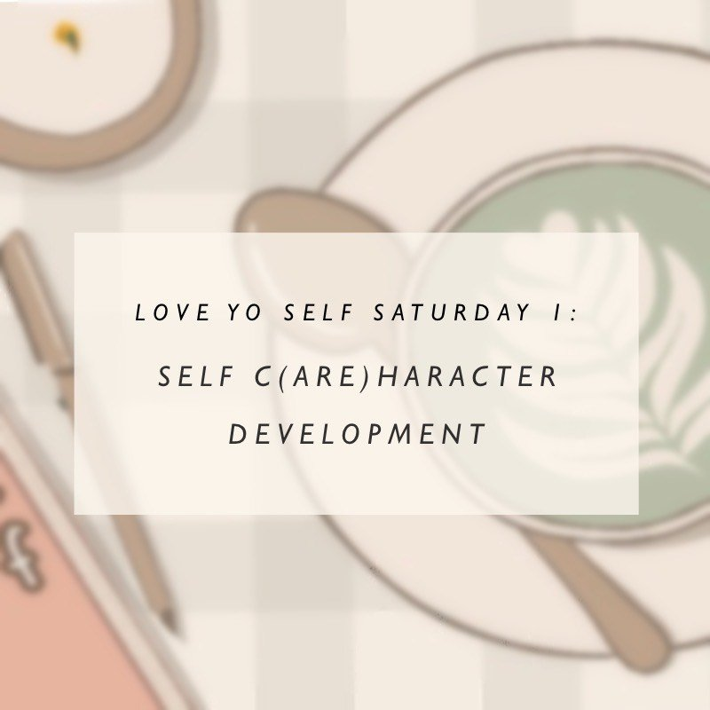 Love Yo Self #1: Welcome to our self-care column!