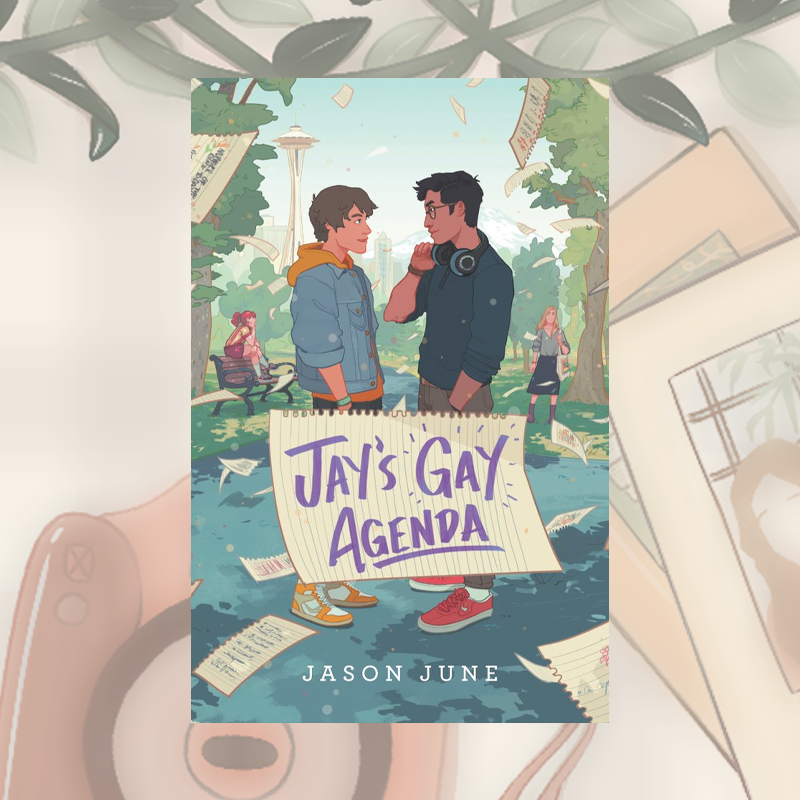 Review: Jay's Gay Agenda by Jason June