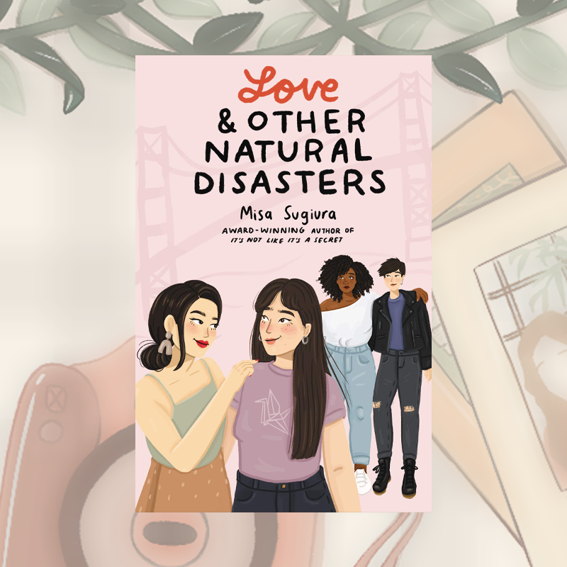 Review: Love & Other Natural Disasters by Misa Sugiura